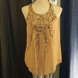 Andrew Charles top size xs